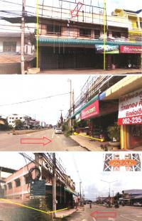 ตึกแถวหลุดจำนอง ธ.ธนาคารกรุงไทย นครสวรรค์ตก เมืองนครสวรรค์ นครสวรรค์